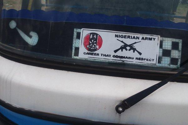 Which Car Sticker Or Emblem In Nigeria Is The Most Powerful? - Car Talk -  Nigeria
