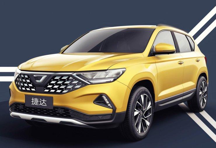 Volkswagen Jetta China brand