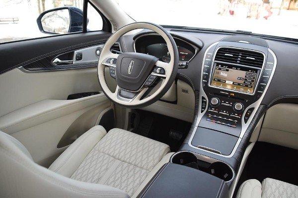 best vehicle interiors