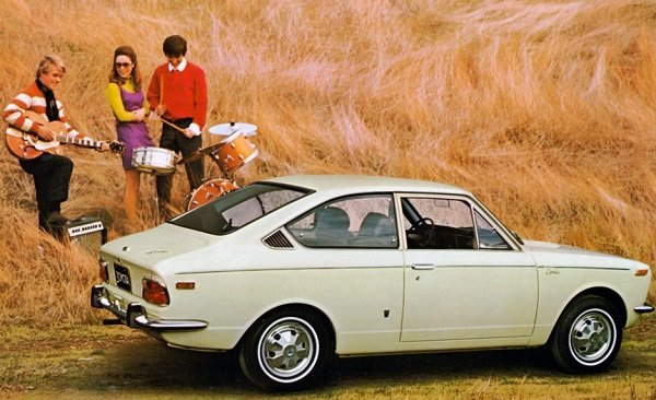 The Evolution Of Toyota Corolla From The Year 1966 To