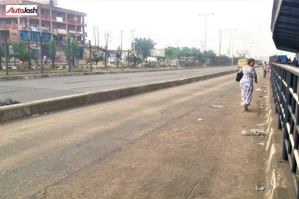 Is The Lagos BRT Lane Underutilized? (See Photos) 10