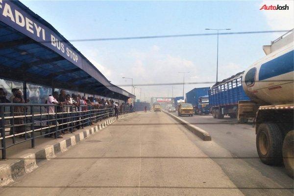 Is The Lagos BRT Lane Underutilized? (See Photos) 5