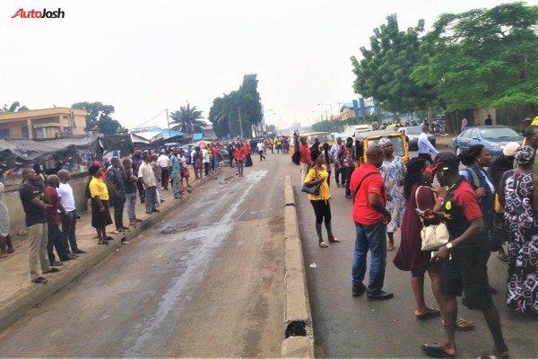 Is The Lagos BRT Lane Underutilized? (See Photos) 4