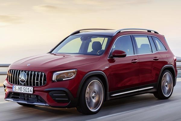 2020 Mercedes-Benz GLB Officially Unveiled (Photos And Details) 7
