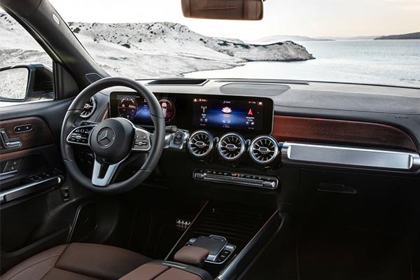 2020 Mercedes-Benz GLB Officially Unveiled (Photos And Details) 5