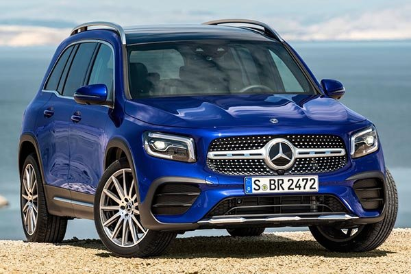 2020 Mercedes-Benz GLB Officially Unveiled (Photos And Details) 9