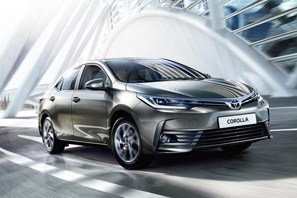 Toyota Corolla Wins Car Of The Year Award