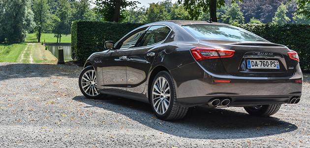 Maserati Ghilbi 3.0 V6 Diesel
