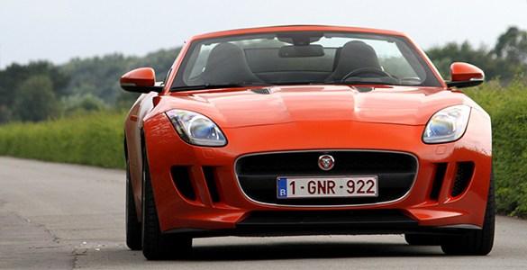 Jaguar F-Type 3.0 V6 340pk review