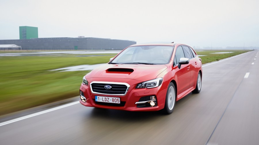 Subaru Levorg final 1