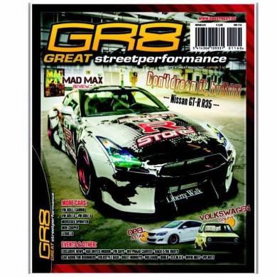 GR8 Magazine