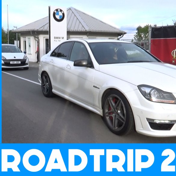 DAY1 | Spa Francorchamps & Nürburgring | Roadtrip 2016