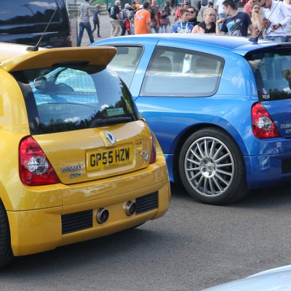 Clio RS V6