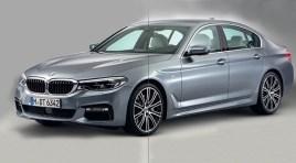 Gelekt: Dit is de nieuwe BMW 5 reeks (G30)
