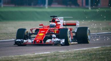 Ferrari F1 2017
