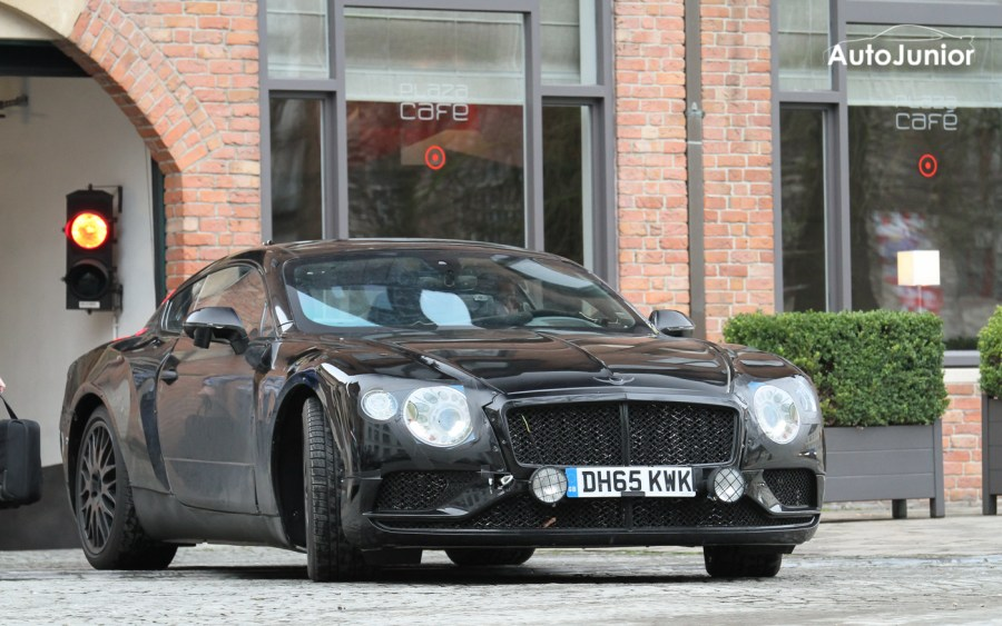 Continental GT Prototype