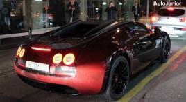 Gespot: Dé allerlaatste Bugatti Veyron!