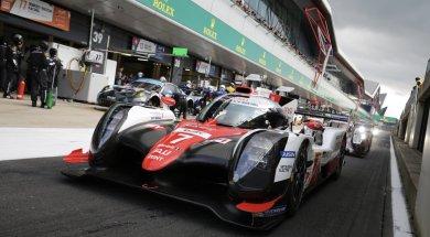 Toyota LMP1 4