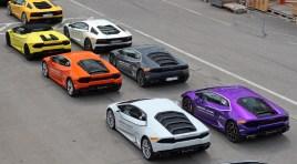 Reportage: Lamborghini Accademia op Spa-Francorchamps