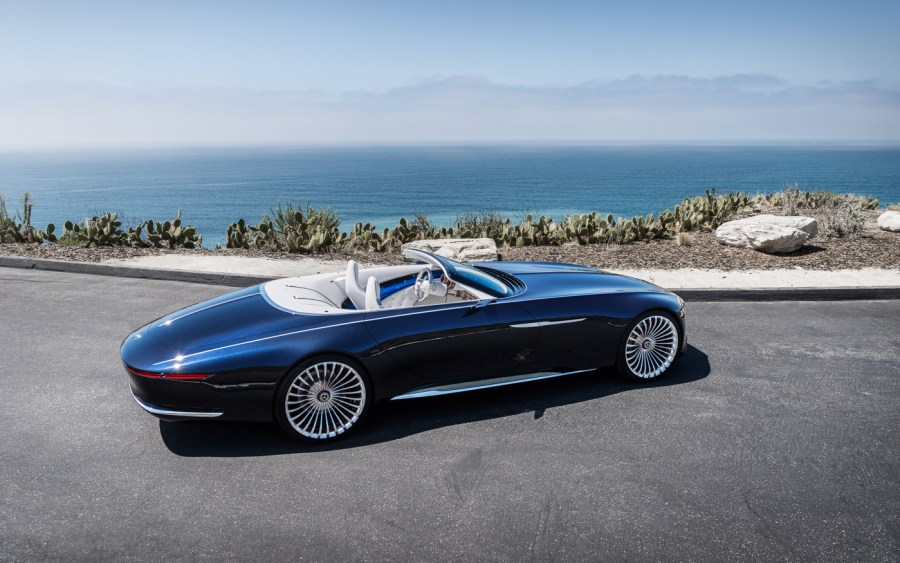 Mercedes-Maybach 6 Cabriolet