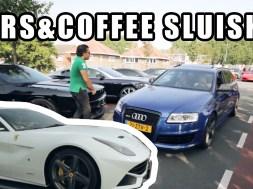 cars & coffee sluiskil