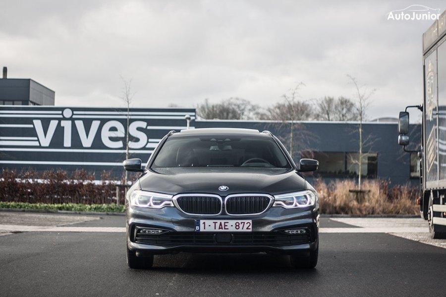 BMW 5 reeks