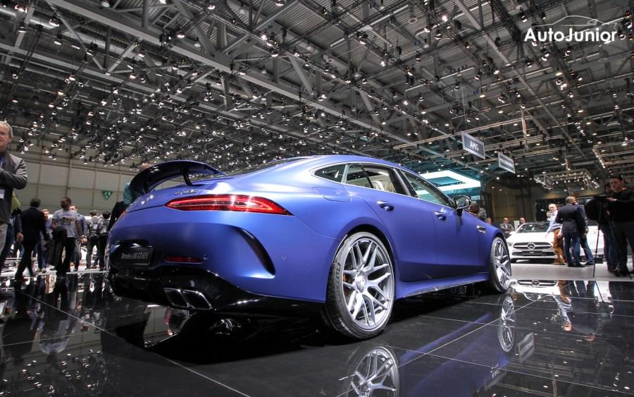 AMG GT vierdeurscoupé