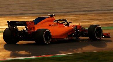 McLaren F1 2018 2