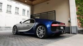 Gespot in Brugge – Bugatti Chiron