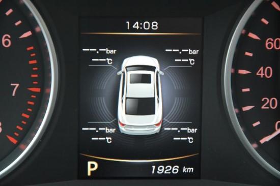 Приборы Эмгранд GT похожи на БМВэшные.