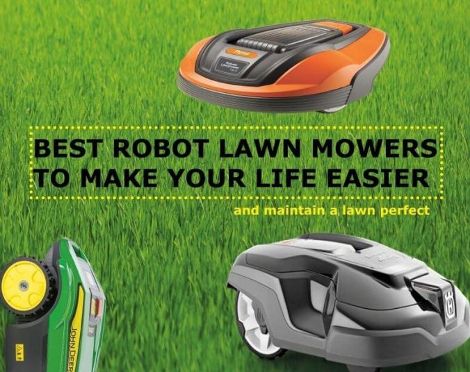 Lawn mowers review photo