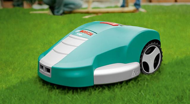 Robot Lawn Mower Bosch Indego