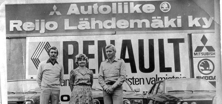 autoliike lähdemäki historia kuva 11