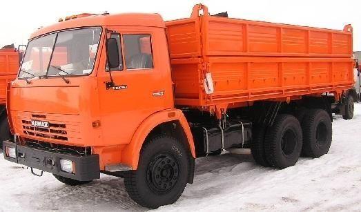 Продажа нового самосвала КАМАЗ 45143, купить в Украине ...