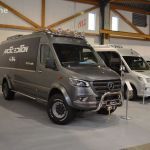 Mercedes Benz Sprinter 519 4x4 High And Low Drive Passenger Van For Sale Iceland Hafnarfjordur Wz17480