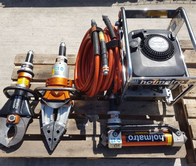 Angloco Holmatro Cutting Single Core Fire Fighting Equipment For Sale Fire Equipment Fire Protection Equipment From The United Kingdom Buy Fire Fighting