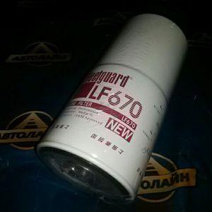 lf670 фильтр масляный