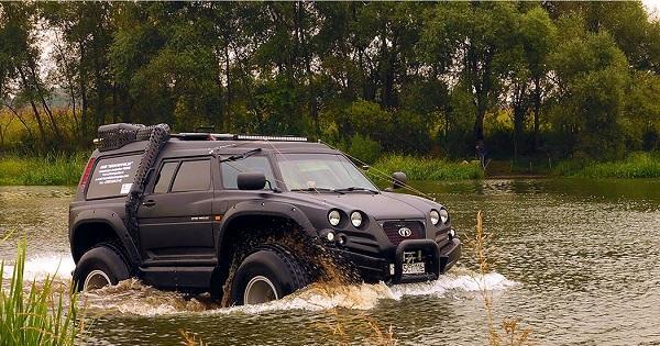авто для рыбалки и охоты