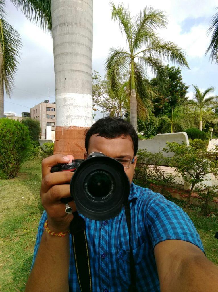 moto g4 plus front camera