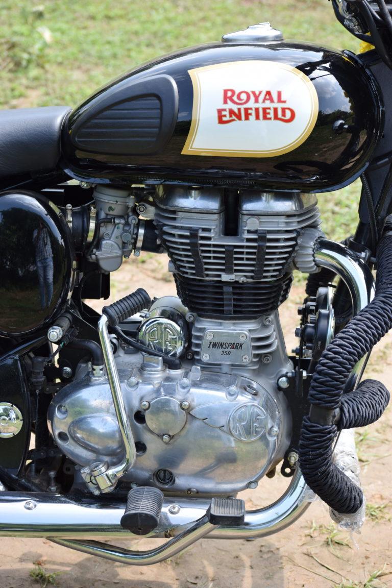 Classic 350 engineblock