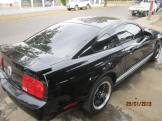 Ford Mustang en Managua 2007 6 Cilindros (7)