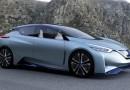 Nissan confirma batería de 60 kWh para el futuro Leaf