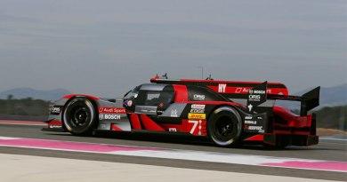 Emotiva despedida de Audi en el FIA WEC