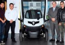 Renault Twizy, alternativa de transporte urbano responsable