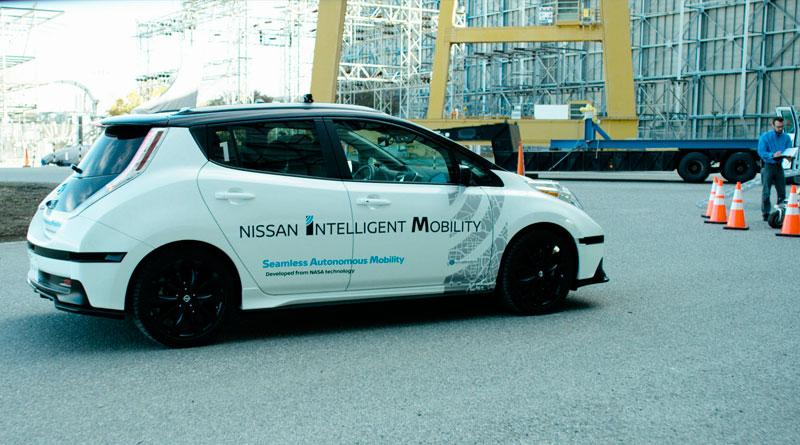 Nissan anuncia tecnologías y alianzasen CES