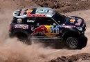Familia MINI preparada para Rally Dakar 2017