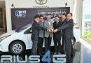 """Toyota Ecuador recibió el """"Customer Service Excellence Award"""""""