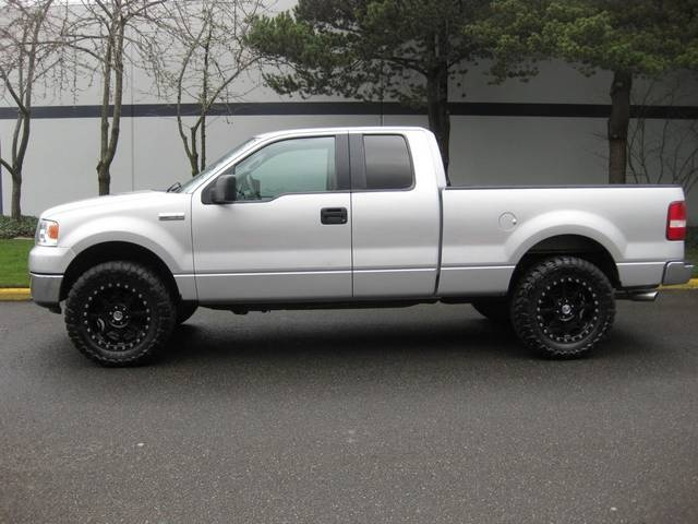 King Ford F150 4x4 Ranch