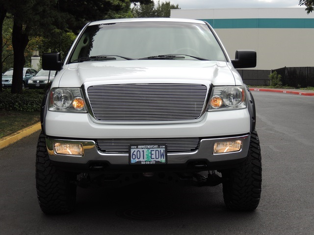 2004 Ford F 150 Four Door