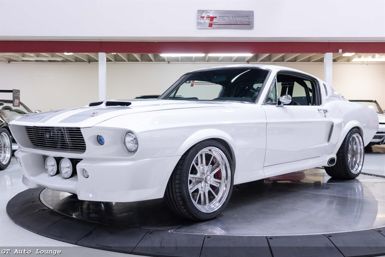 In the past several decades, mustang has usual. 1967 Ford Mustang Fastback Restomod For Sale In Rancho Cordova Ca Stock 10451